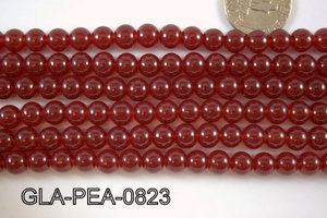 Glass Pearl 8mm GLA-PEA-0823