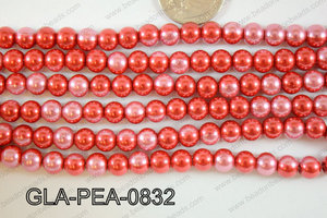 Glass Pearl 8mm GLA-PEA-0832