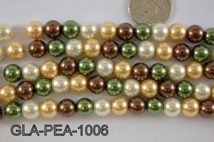Glass Pearl 10mm GLA-PEA-1006