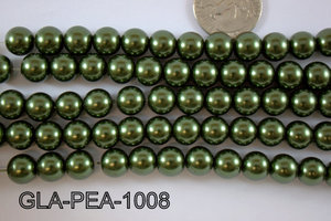 Glass Pearl 10mm GLA-PEA-1008