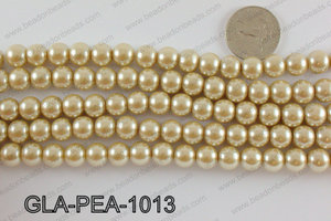 GLASS PEARL 10MM GLA-PEA-1013
