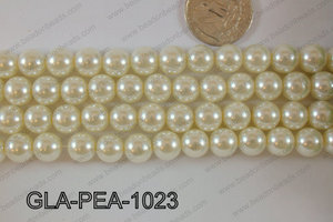Glass Pearl 10mm GLA-PEA-1023