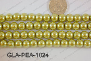 Glass Pearl 10mm GLA-PEA-1024