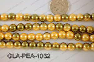 Glass Pearl 10mm GLA-PEA-1032