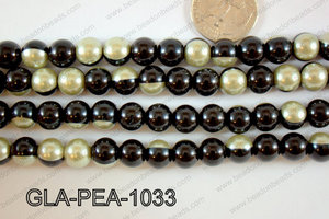Glass Pearl 10mm GLA-PEA-1033