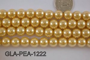 Glass Pearl 12mm GLA-PEA-1222