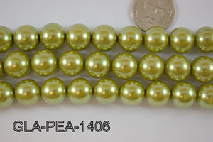 Glass Pearl 14mm GLA-PEA-1406