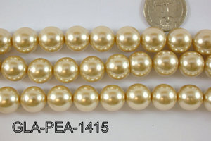 Glass Pearl 14mm GLA-PEA-1415