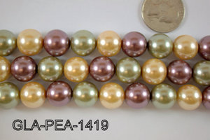 Glass Pearl 14mm GLA-PEA-1419