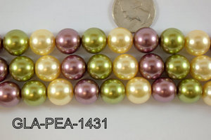 Glass Pearl 14mm GLA-PEA-1431