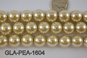 Glass Pearl 16mm GLA-PEA-1604