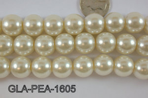 Glass Pearl 16mm GLA-PEA-1605