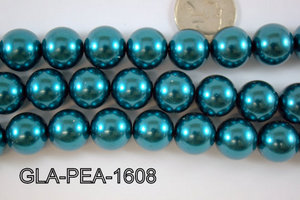 Glass Pearl 16mm GLA-PEA-1608