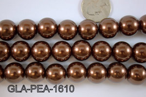 Glass Pearl 16mm GLA-PEA-1610