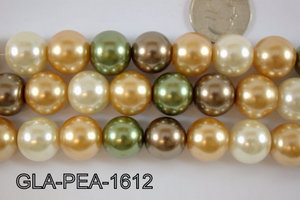 Glass Pearl 16mm GLA-PEA-1612
