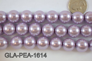 Glass Pearl 16mm GLA-PEA-1614
