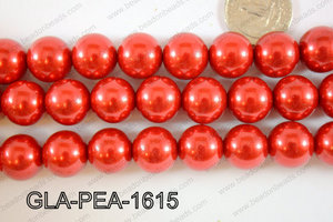 Glass Pearl 16mm GLA-PEA-1615