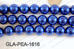 Glass Pearl 16mm GLA-PEA-1616