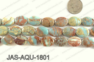 Jasper Aqua Terra Rectangle 13x18mm JAS-AQU-1803