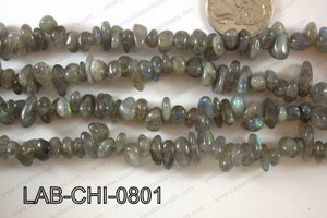 Labradorite Chips 6-8mm LAB-CHI-0801