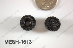 Mesh Bead 16mm 10 pcs MESH-1613