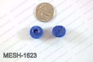 Mesh Bead 10pcs 16mm MESH-1623