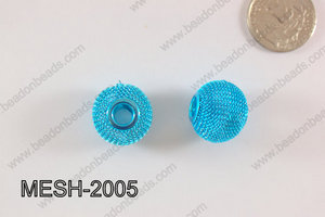 Mesh Bead 20mm 10 pcs MESH-2005