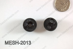 Mesh Bead 20mm 10 pcs MESH-2013