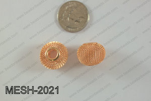 Mesh Bead 10pcs 20mm MESH-2021