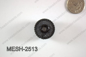 Mesh Bead 25mm 5 pcs MESH-2513
