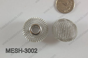 Mesh Bead 30mm 5 pcs MESH-3002