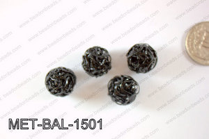 Metal Balls 50pcs 15mm MET-BAL-1501