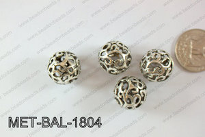 Metal Balls 24pcs 18mm MET-BAL-1804
