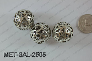 Metal Balls 12pcs 25mm MET-BAL-2505
