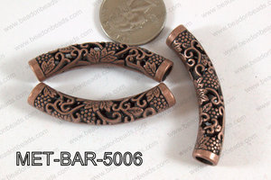 Metal Bar Copper 10X50mm MET-BAR-5006