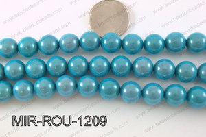 Miracle Bead Turquoise 12mm MIR-ROU-1209