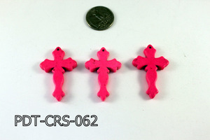 Cross Pendant 30x45mm PDT-CRS-062