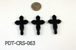 Cross Pendant 30x45mm PDT-CRS-063