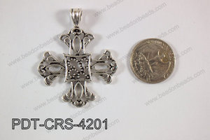 Cross Pendant 42x42mm PDT-CRS-4201