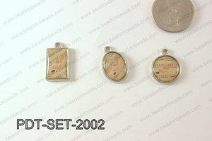 Pendant Set Notes 16-20mm PDT-SET-2002