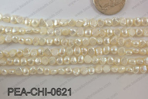 Freshwater Pearl Chips 6mm PEA-CHI-0621