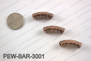 Metal bar copper 8x30mm PEW-BAR-3001