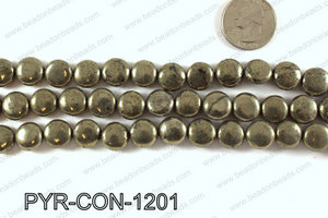 Pyrite coin 12mm PYR-CON-1201