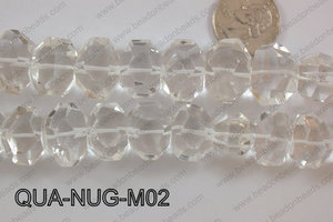 Quartz Nugget 15x20mm QUA-NUG-M02