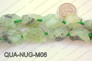 Quartz Nugget 20-25mm QUA-NUG-M06