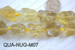 Quartz Nugget 20-25mm QUA-NUG-M07