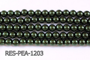 Resin Pearl 12mm 13'' RES-PEA-1203