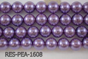 Resin Pearl 16mm 13'' RES-PEA-1608