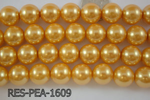 Resin Pearl 16mm 13'' RES-PEA-1609