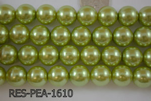 Resin Pearl 16mm 13'' RES-PEA-1610